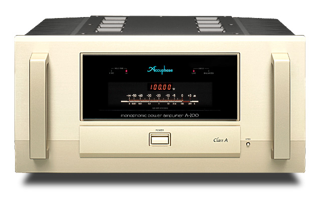 Accuphase POWER AMPLIFIERP A-200