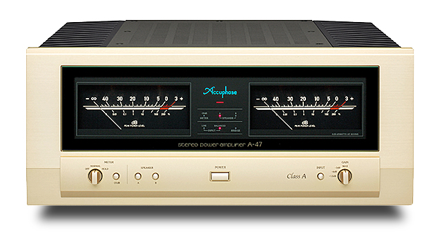 Accuphase POWER AMPLIFIERP A-47