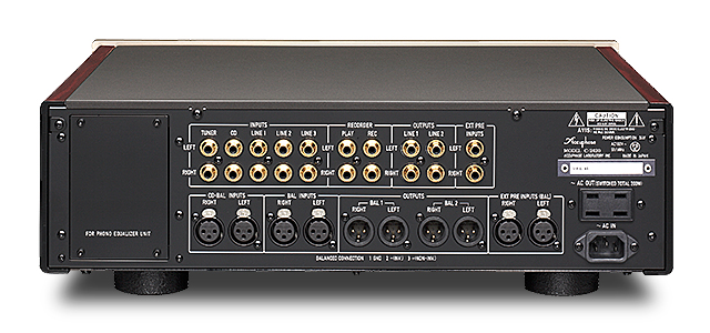 Accuphase Pre C -2420_b