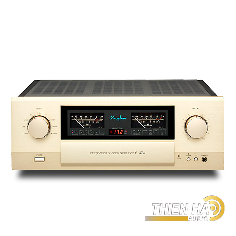 Amply Accuphase e-470