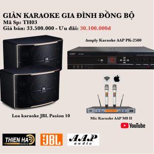 Gian Karaoke Gia Dinh TH03